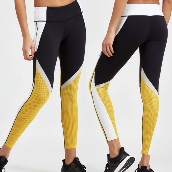 2c2e0bc42c7 Splits59 Yellow Mesh Black Jordan Leggings. M_5c94f35134a4efb7687d264b